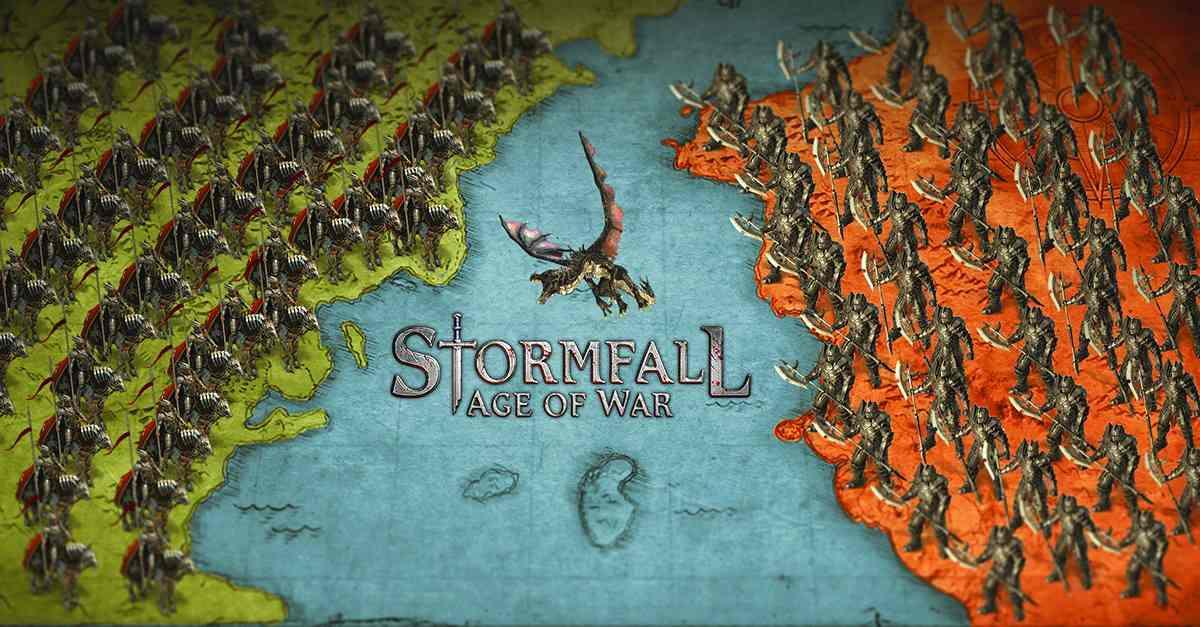 Stormfall Schlachtfelder