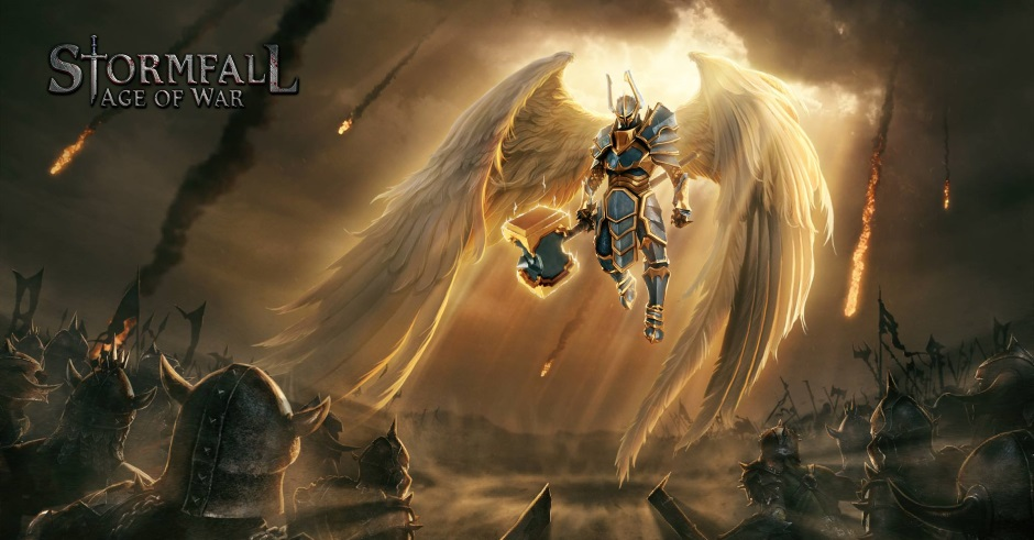 Stormfall Age of War MMO Game